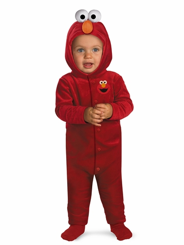 Sesame Street Giggling Elmo Infant Costume