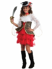 Seven Seas Pirate Girl Costume