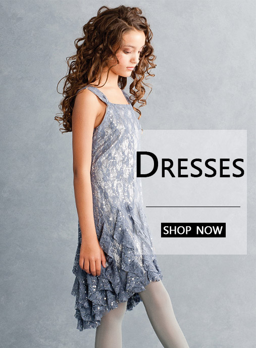 Girls' Designer Dresses