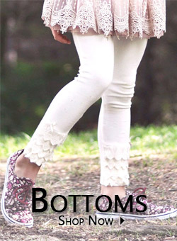 Girl's Designer Bottoms & Leggings