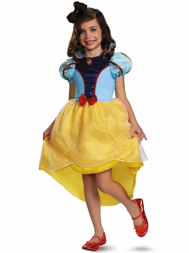 Snow White Basic Plus Costume