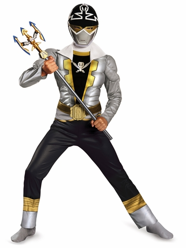 Special Ranger Silver Supermega Classic Muscle
