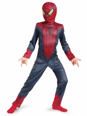 Spider-Man Movie Classic Boy Costume