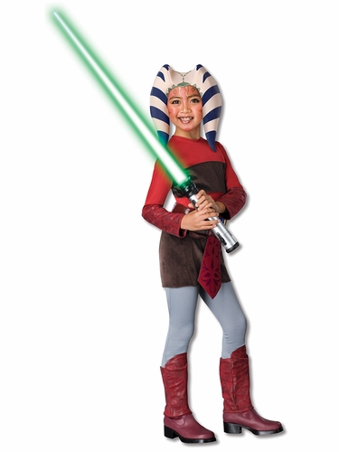 Star Wars Ahsoka Tano Costume