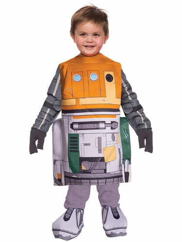 Star Wars Chopper Costume
