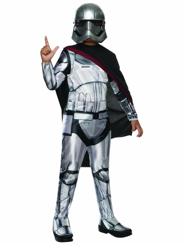 Star Wars Episode VII Captain Phasma Costume