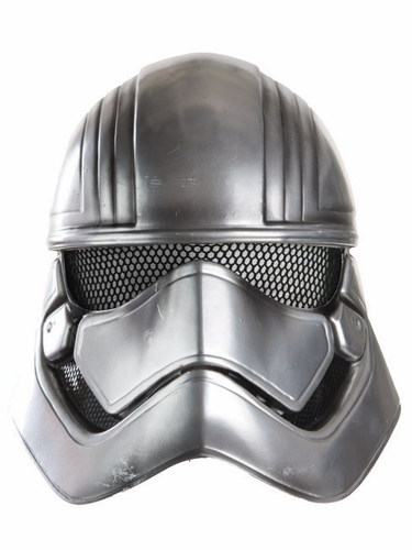 Star Wars Episode VII Captain Phasma ½ Helmet- Adult