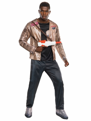 Star Wars Episode VII Deluxe Finn Adult Costume