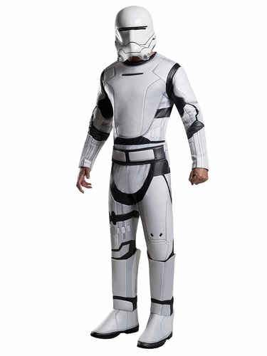 Star Wars Episode VII Deluxe Flametrooper Adult Costume