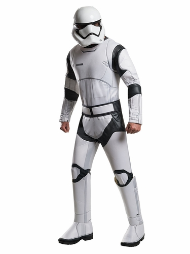Star Wars Episode VII Deluxe Stormtrooper Adult Costume