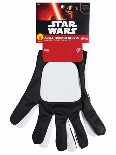Star Wars Episode VII Flametrooper Gloves- Adult