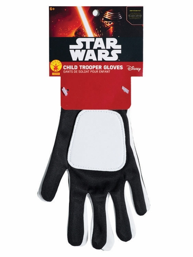 Star Wars Episode VII Flametrooper Gloves-Child