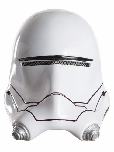 Star Wars Episode VII Flametrooper ½ Helmet- Child