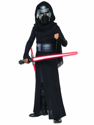 Star Wars Episode VII Kylo Ren Deluxe Costume