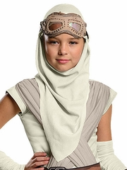 Star Wars Episode VII Rey Eye Mask with Hood- Child