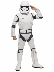 Star Wars Episode VII Stormtrooper Deluxe Costume