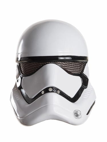 Star Wars Episode VII Stormtrooper ½ Helmet- Adult