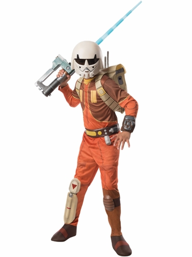Star Wars Ezra Bridger Deluxe Costume