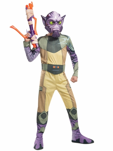 Star Wars Zeb Costume