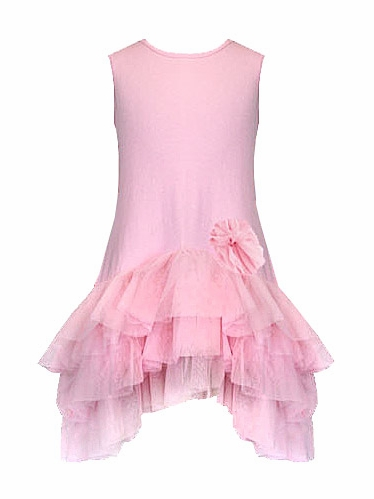 Stella Industries Pink Rainbow Bonita Dress