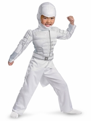 Storm Shadow Toddler Muscle Boys Costume