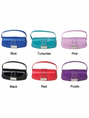 Sunglasses Case w/ Button & Handle