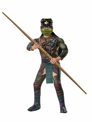 Teenage Mutant Ninja Turtles The Movie Deluxe Donatello Costume