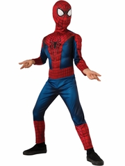 The Amazing Spider Man 2 Deluxe Costume