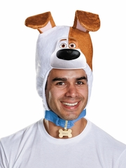 The Secret Life Of Pets Max Adult Headpiece