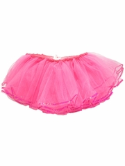 Toddler Hot Pink Solid Sequin Tutu