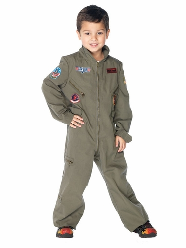 Top Gun Boys Flight Suit by Leg Avenue