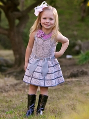 Trish Scully Child Heirloom Princess Dress