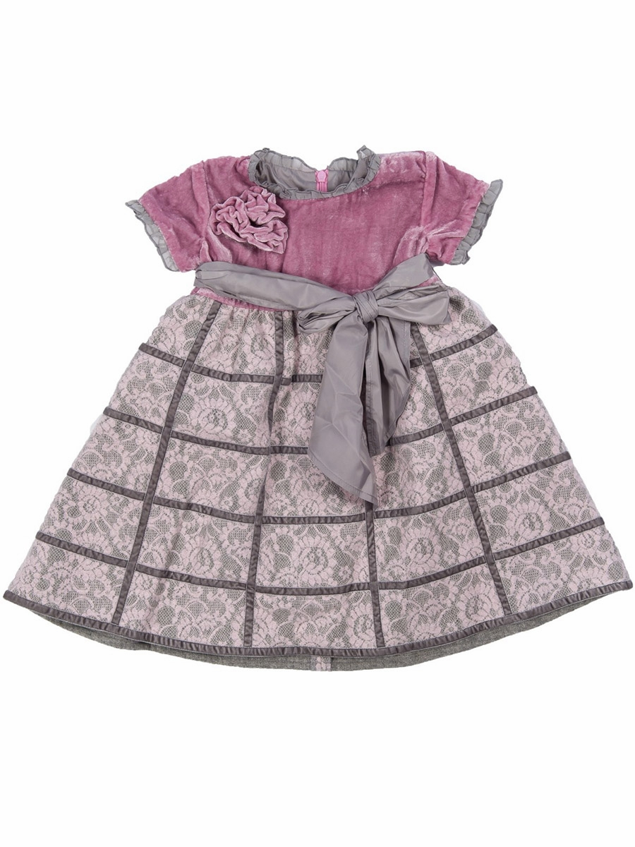 24794a01e70 ... Trish Scully Child Heirloom Short Sleeve Pleated Dress. Click to Enlarge