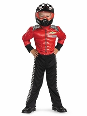 Turbo Racer Kids Costume