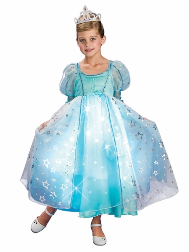Twinkle Princess Light Up Costume