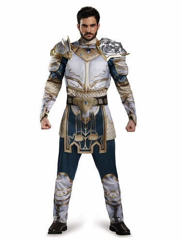Warcraft King Llane Classic Muscle Adult