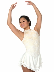 Jerry's 74 White Creme de la Creme Dress