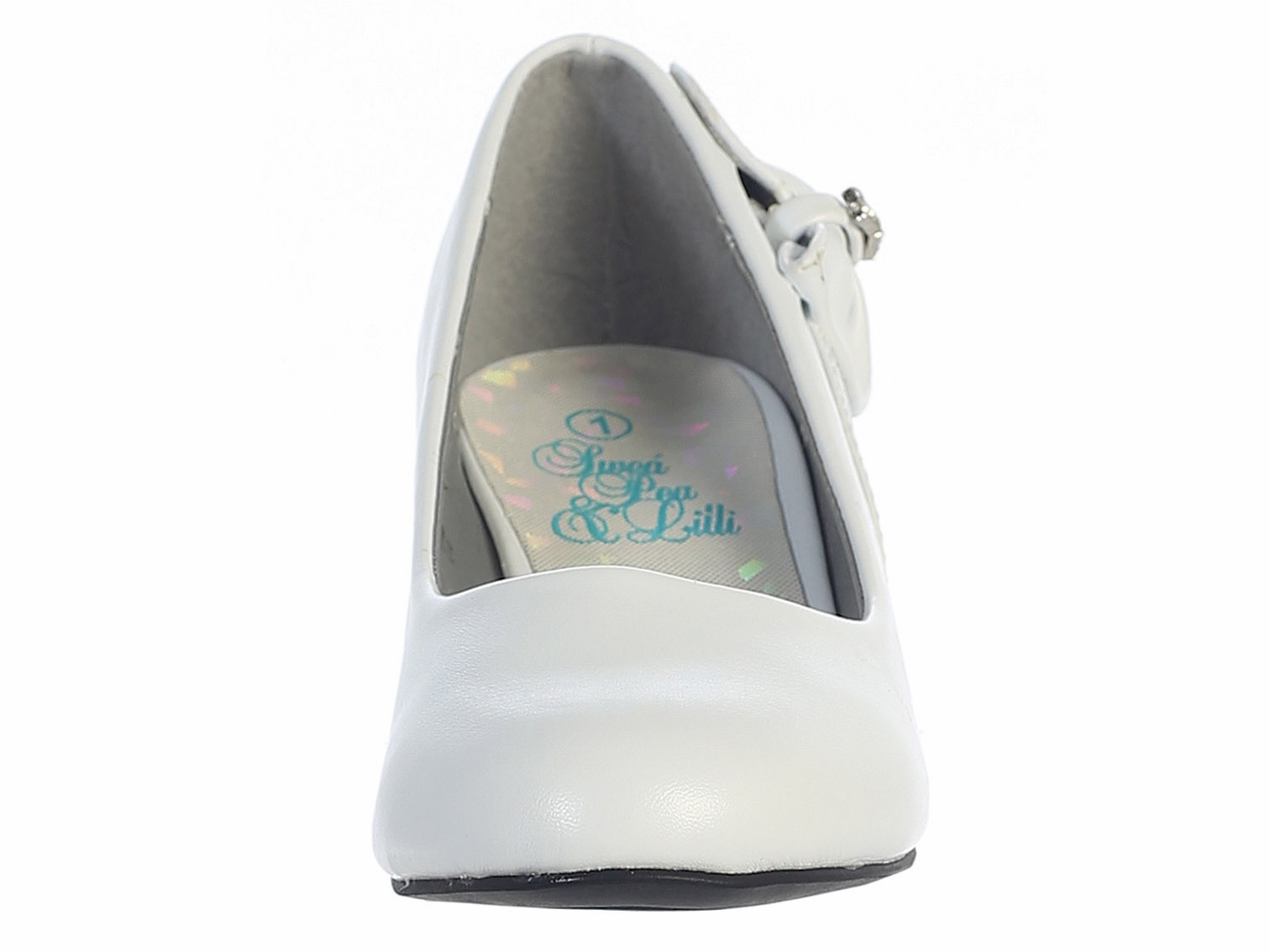 cdd8b6d8c558 ... Shoes   Kids White Wedge Shoe. Click to Enlarge Click to Enlarge ...