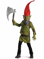 Wicked Troll Boys Costume