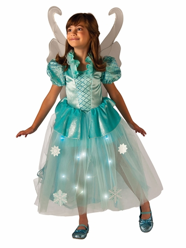 Winter Fairy Light Up Costume