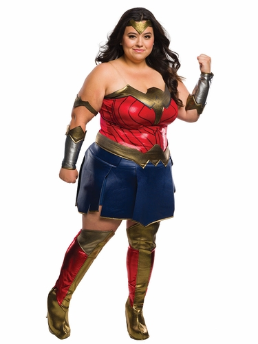 Wonder Women Plus Size Adult Costume