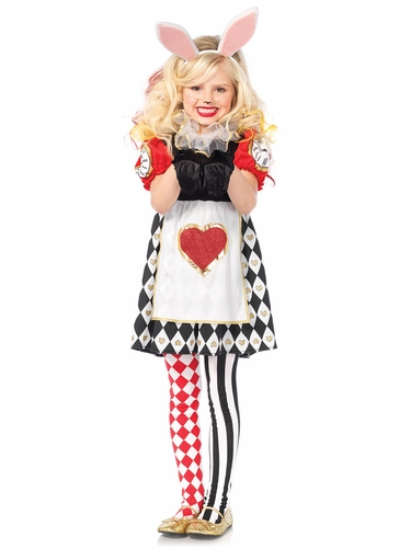 Wonderland Rabbit 3 Pc Costume