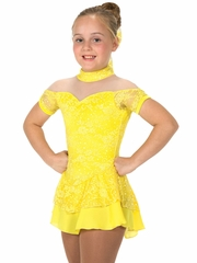 Jerry's 24 Yellow Lacy Belle Dress