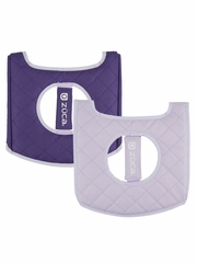 ZUCA Flyer Seat Cushion - Purple/Lilac