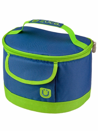 ZUCA Lunchbox –  Blue/Green