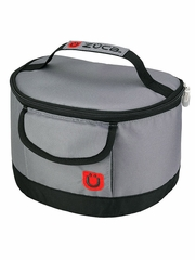 ZUCA Lunchbox �  Gray/Red