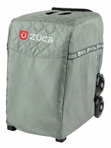 ZUCA Sports Travel Cover - Silver