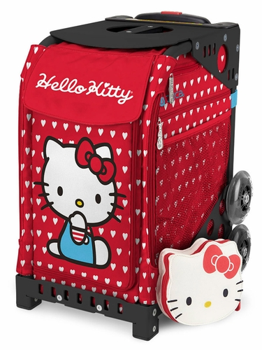 ZUCA Print Inserts- Hello Kitty Labor of Love