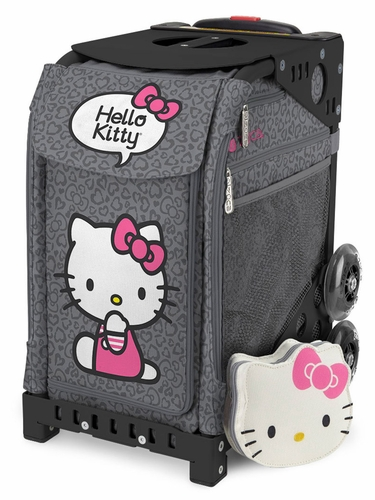 FLASH SALE:  ZUCA Print Inserts- Hello Kitty Leopard