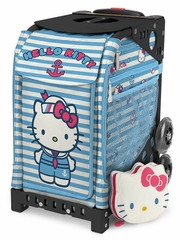 FLASH SALE:  ZUCA Print Inserts- Hello Kitty 'Sail With Me'